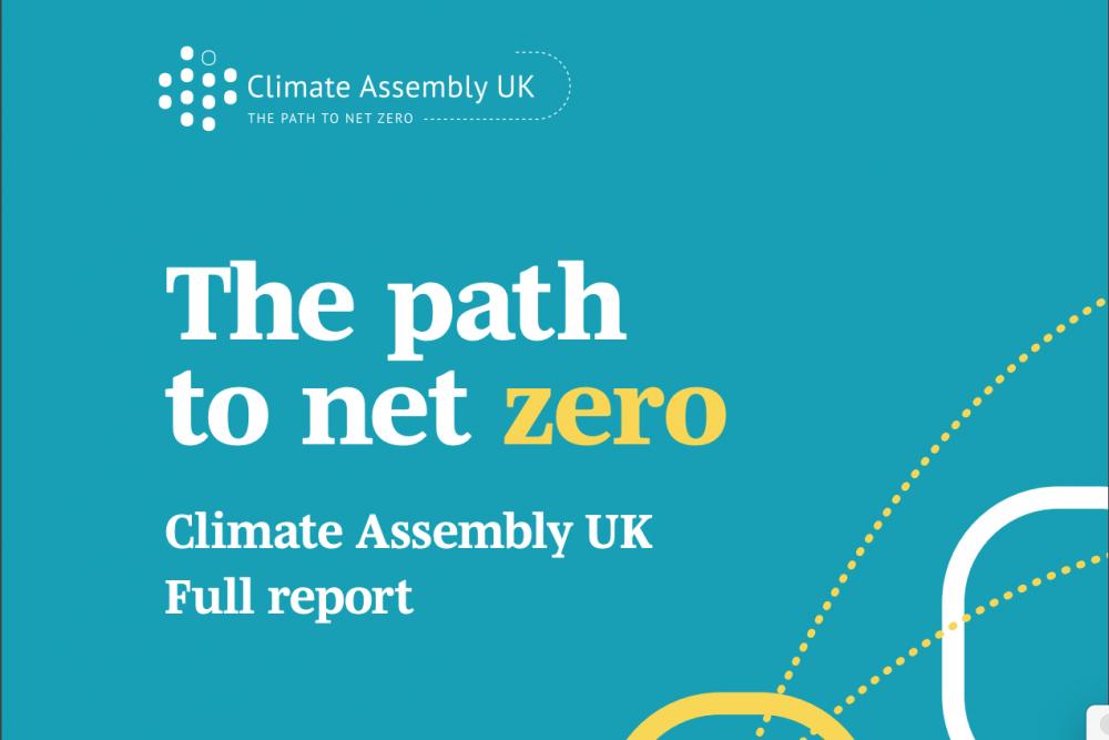The People's Path To Net Zero