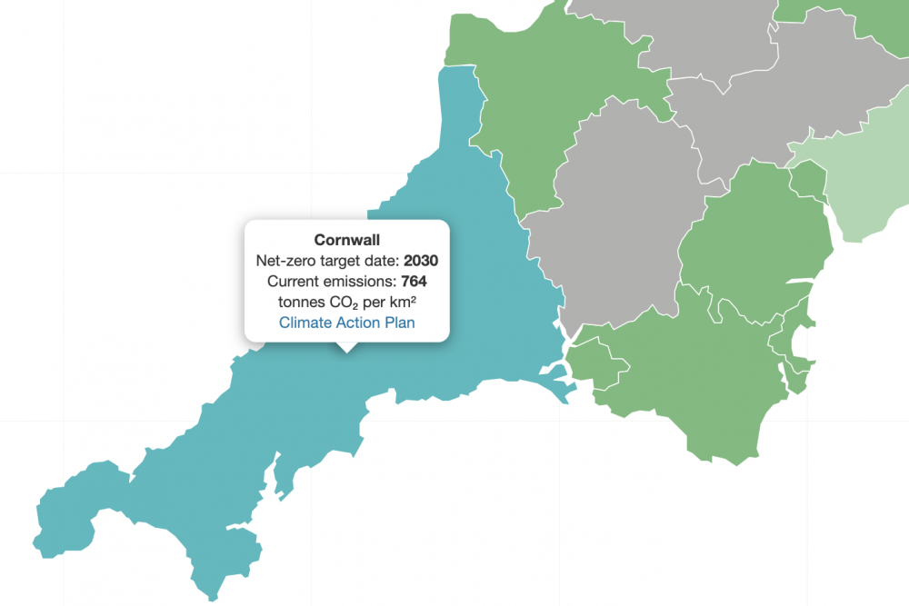 Exploring Cornwall: Sustainability At The Centre Of Healthcare